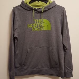 Men's L North Face Half Dome Hoodie